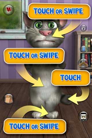 Talking Tom Cat - Download for iPhone Free