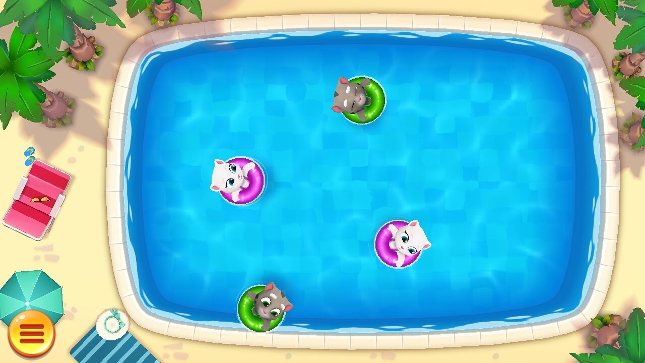 Talking Tom Pool 1 3 1 1389 - Download for Android APK Free