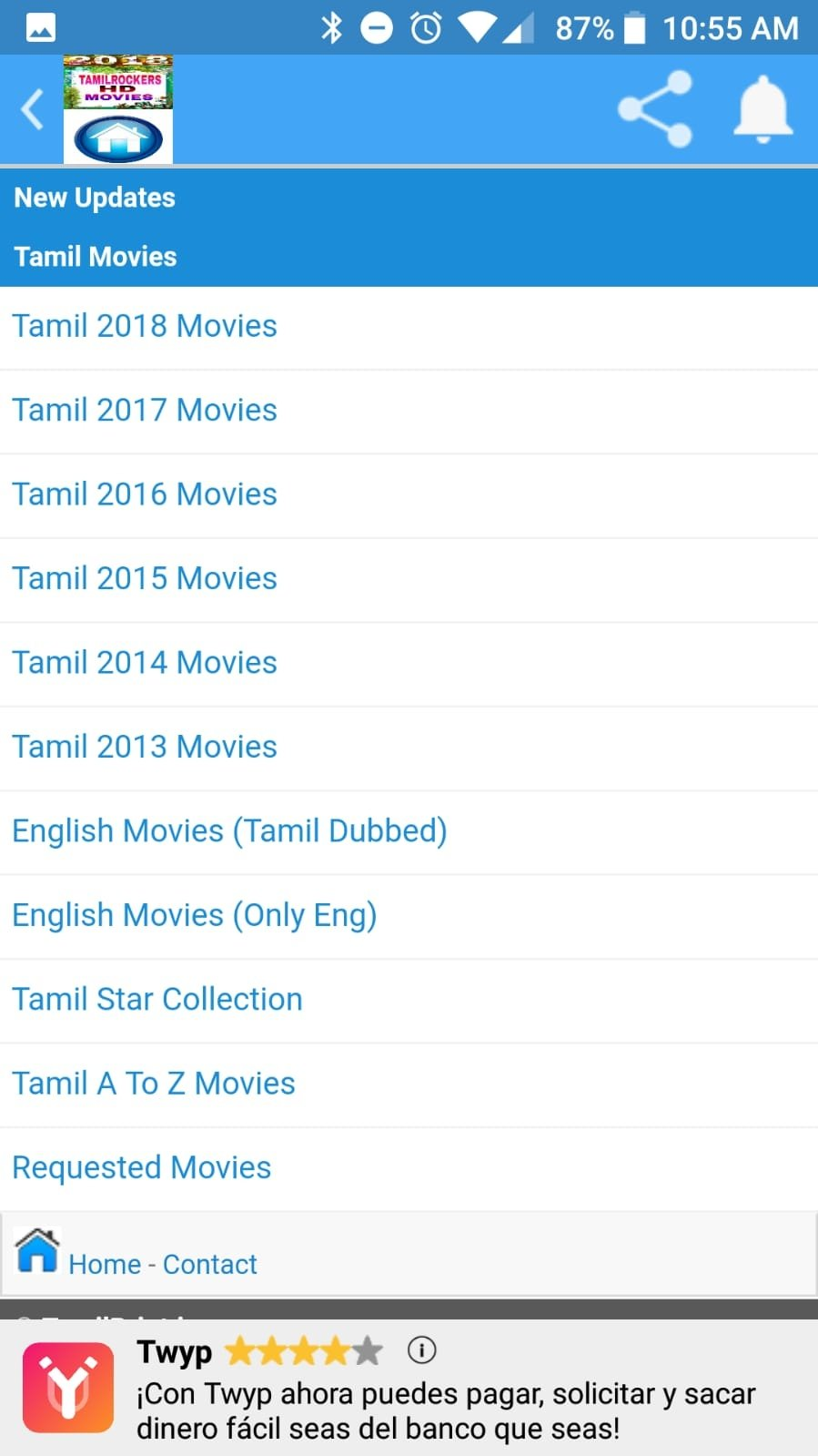 Tamilrockers 8 2 - Download for Android APK Free