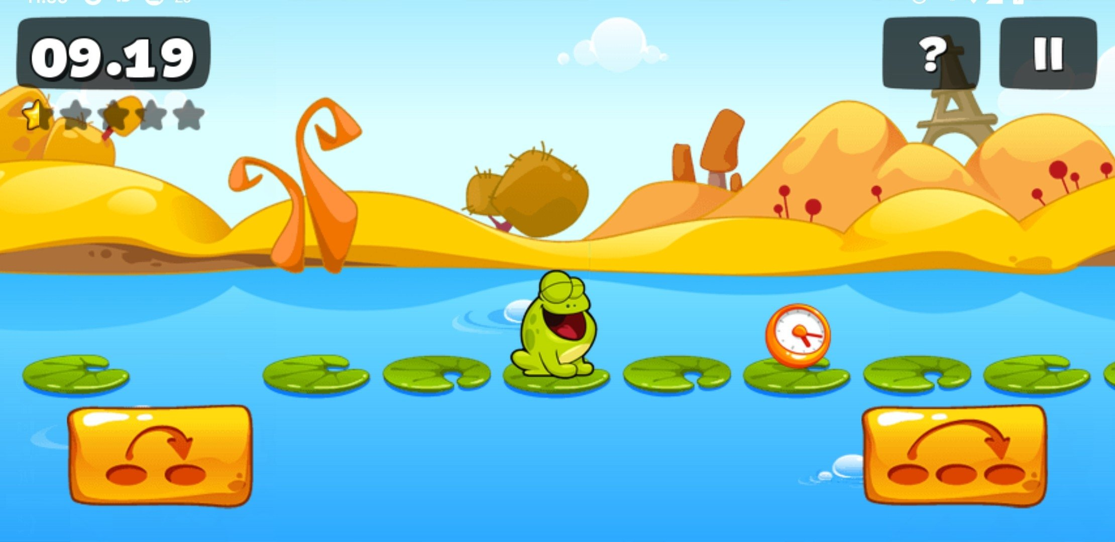 Tap the Frog: Doodle 1 9 - Download for Android APK Free