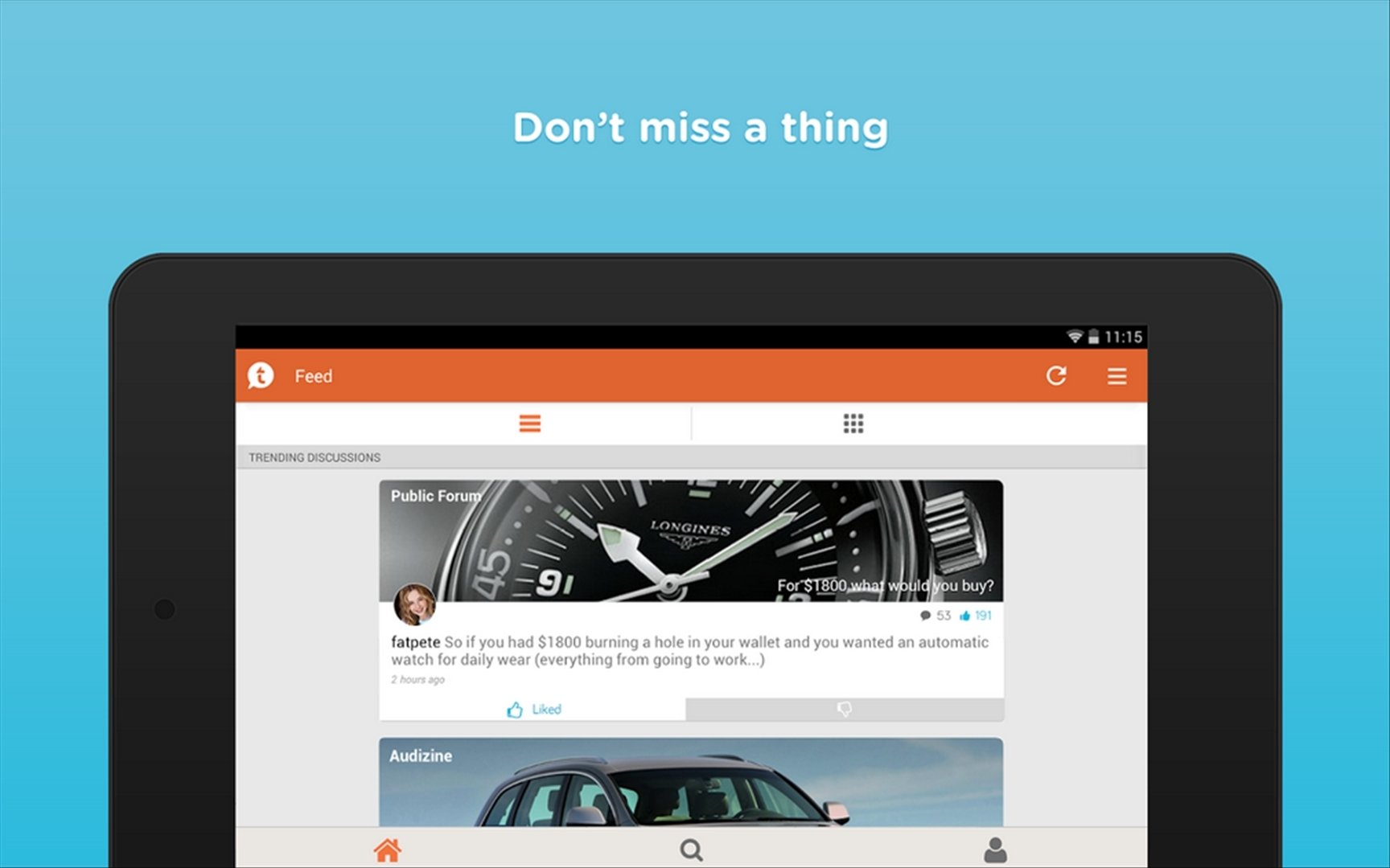 Tapatalk Android image 6