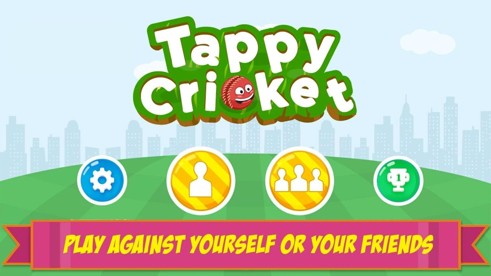 Tappy Cricket Android image 5