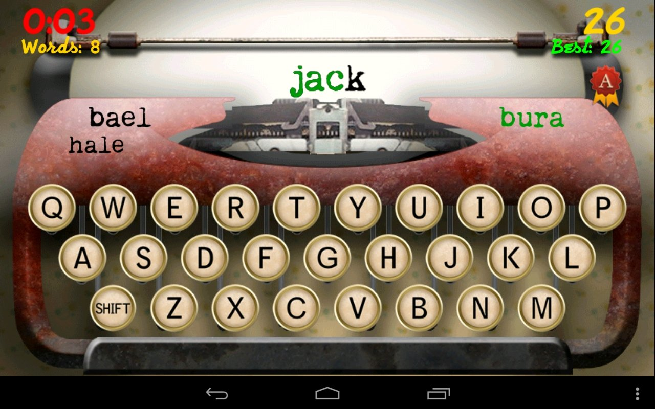 Tapwriter Android image 5