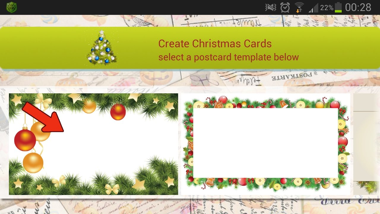 Christmas Card Creator Android image 6