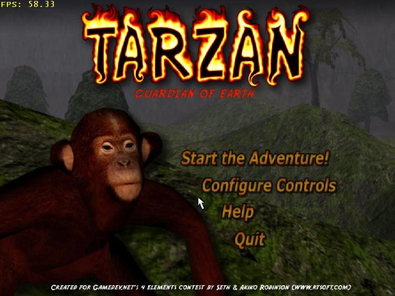 Tarzan: Guardian of Earth image 6