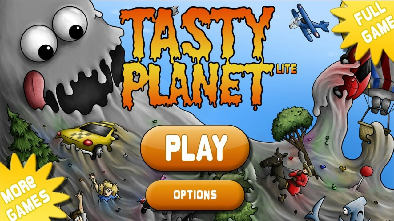 Tastey Planet