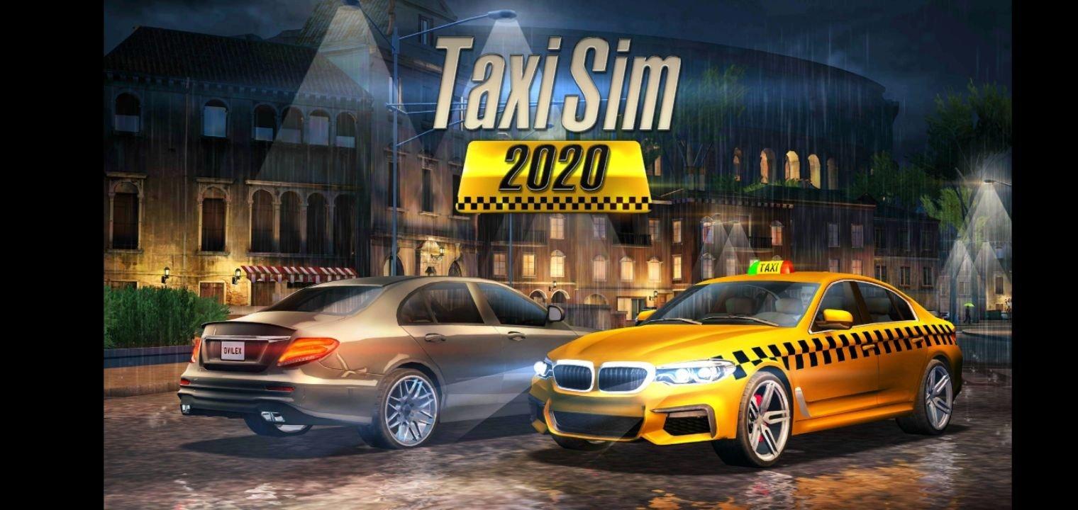 Taxi Sim 2020 1.2.2 - Baixar para Android APK Grátis