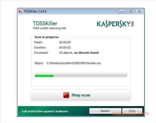 TDSSKiller image 2