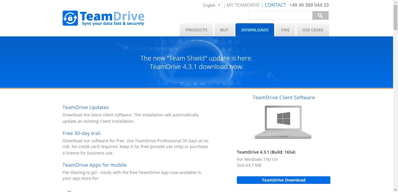 TeamDrive image 7