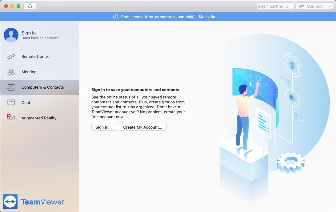 TeamViewer 14 4 2669 - Download for Mac Free
