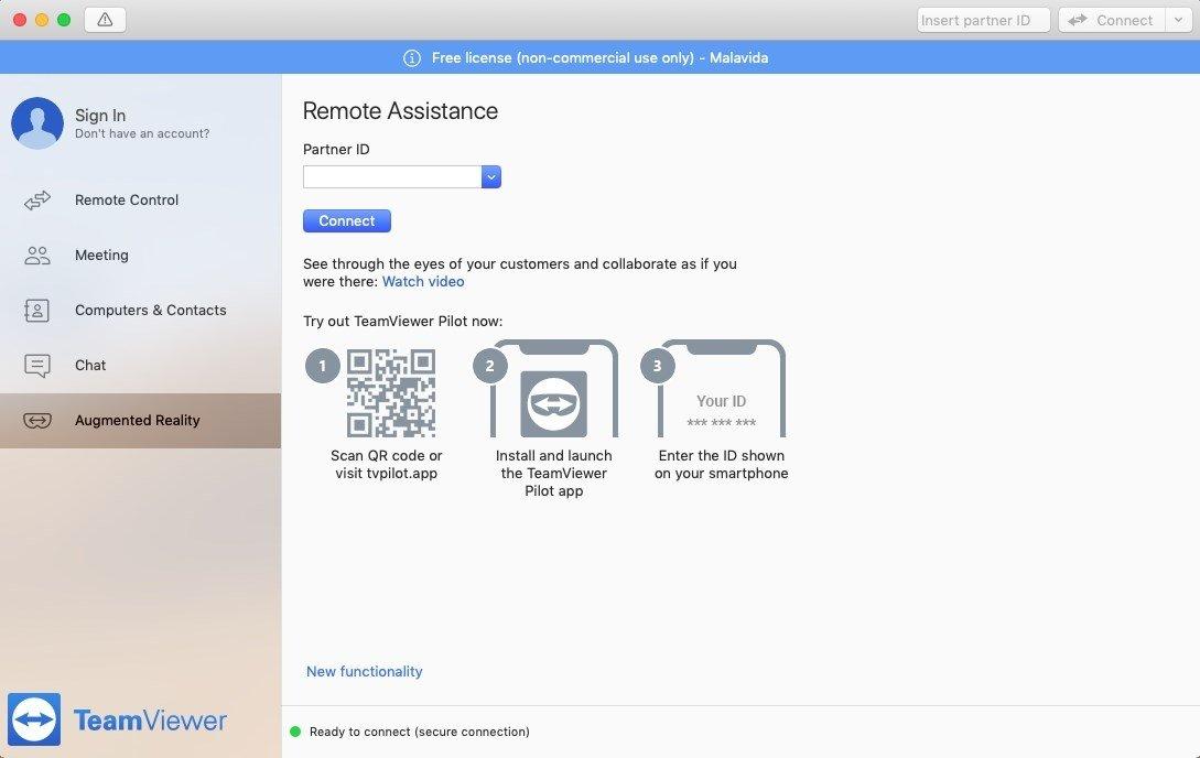 descargar teamviewer para mac