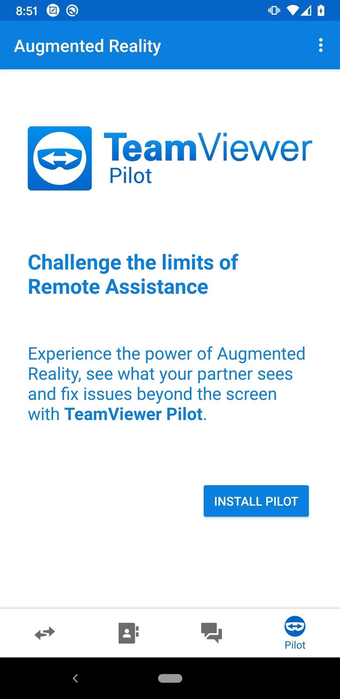TeamViewer 14 5 224 - Télécharger pour Android APK Gratuitement