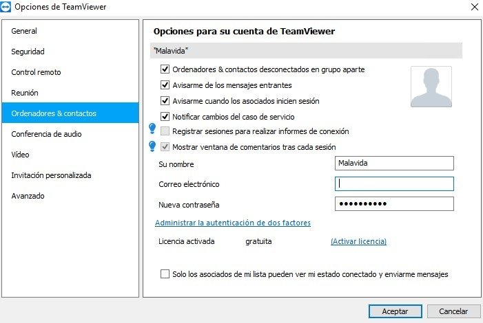TeamViewer 14 4 2669 - Download for PC Free
