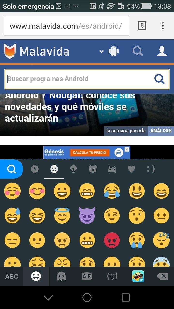 Kika Emoji Keyboard Pro + GIFs Android image 8