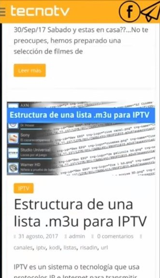 Tecnotv App