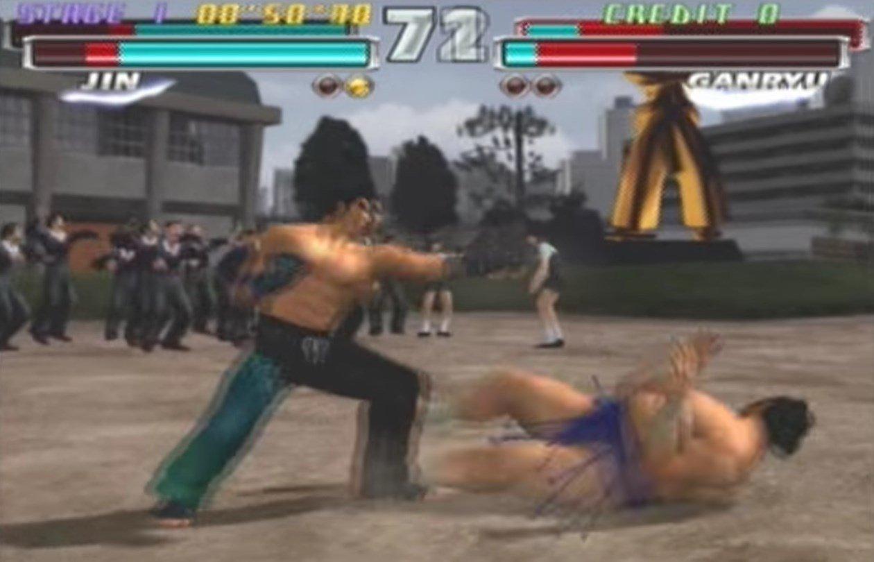 Tekken Tag Tournament - Download for PC Free