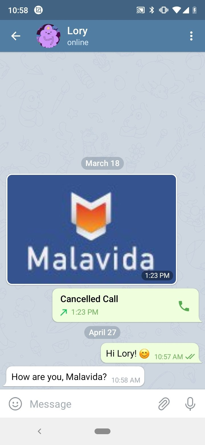 Telegram Messenger Android image 8