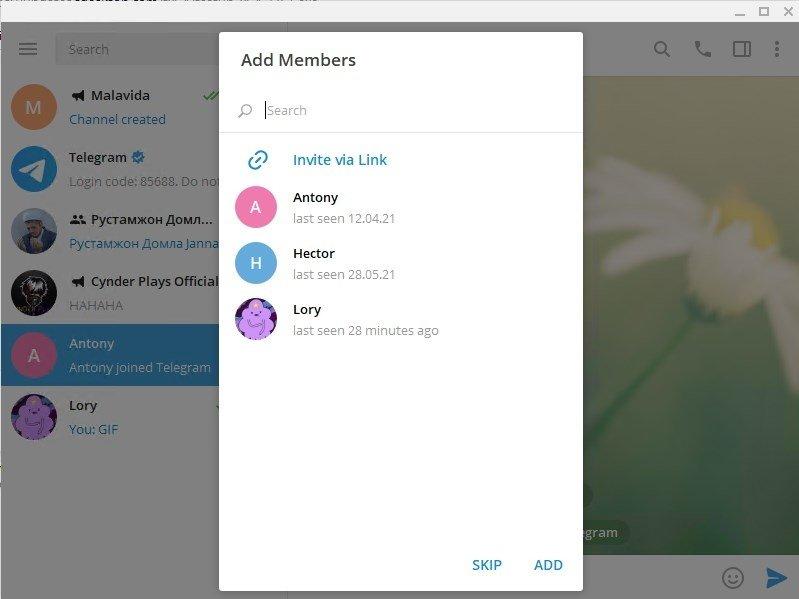 Telegram Messenger 1 8 1 - Baixar para PC Grátis