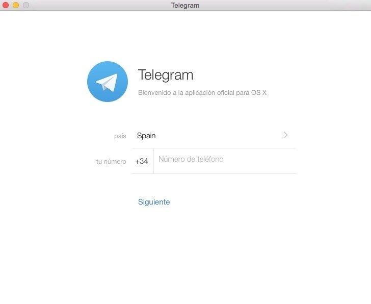aplicația telegram osx)