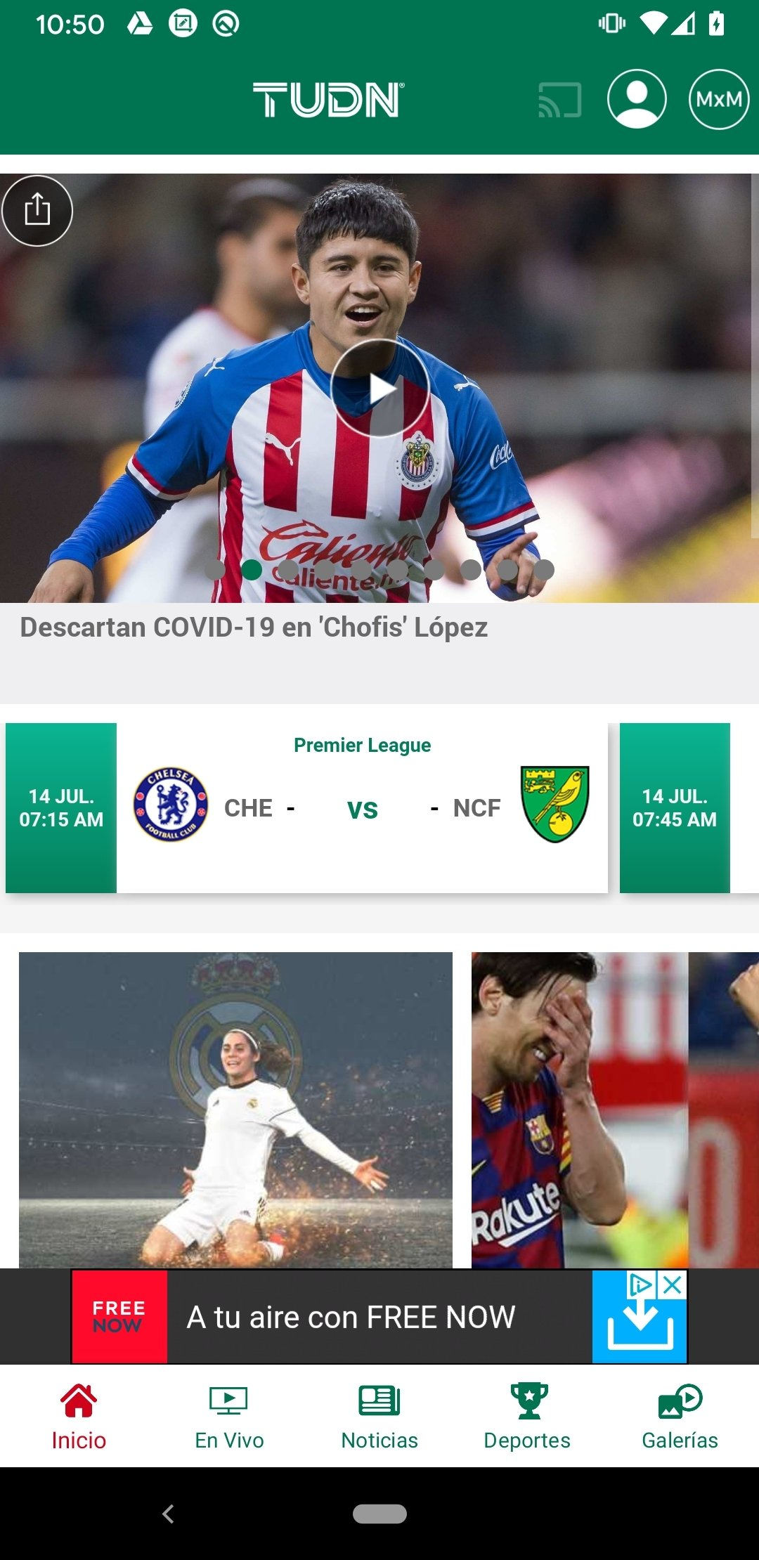 Televisa Deportes 1120 Descargar Para Android Apk Gratis