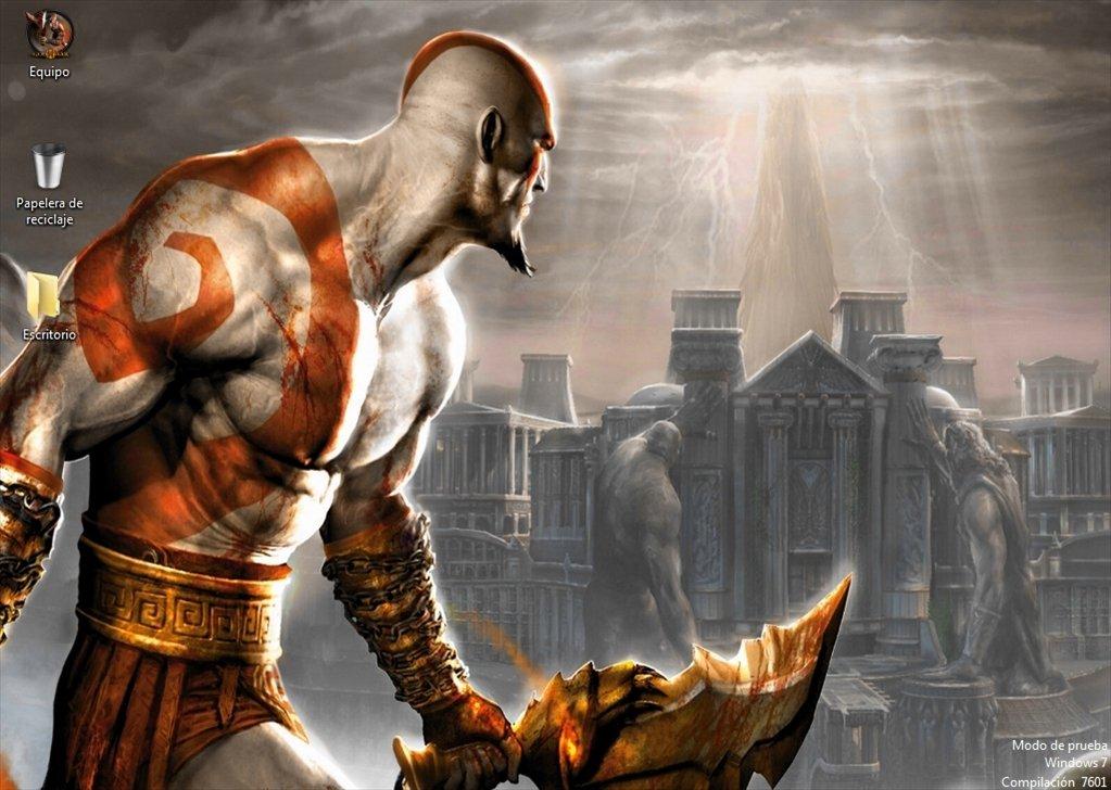 God of War 3 Theme image 7