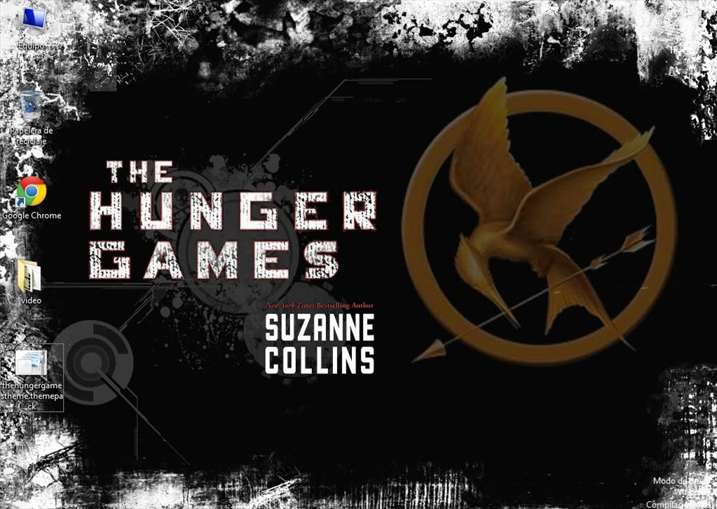 The Hunger Games Theme image 6