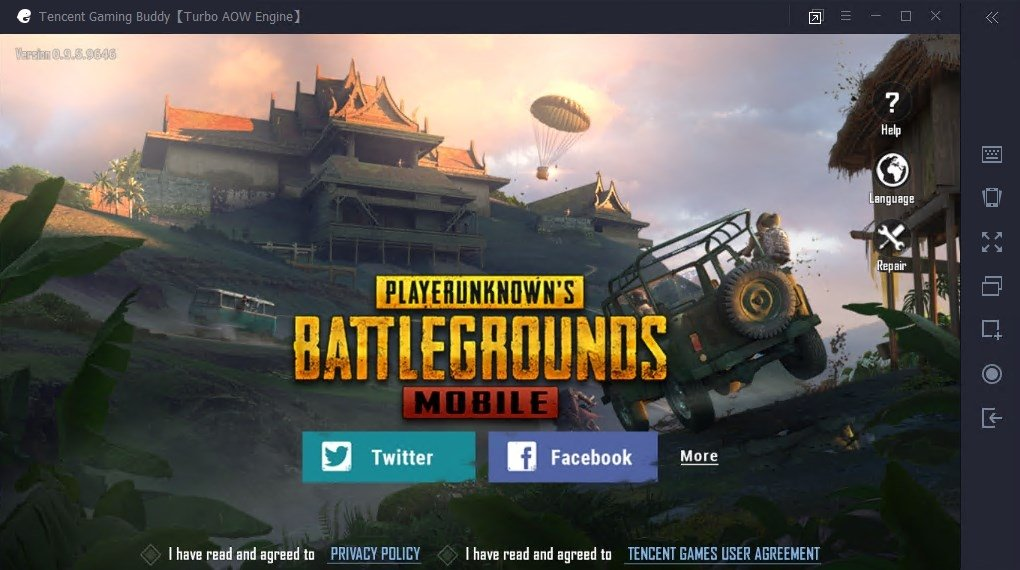tencent games pubg pc indir