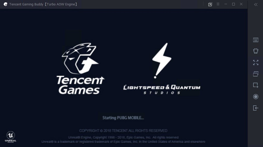 Tencent Gaming Buddy 1 3 0 1 - Download for PC Free