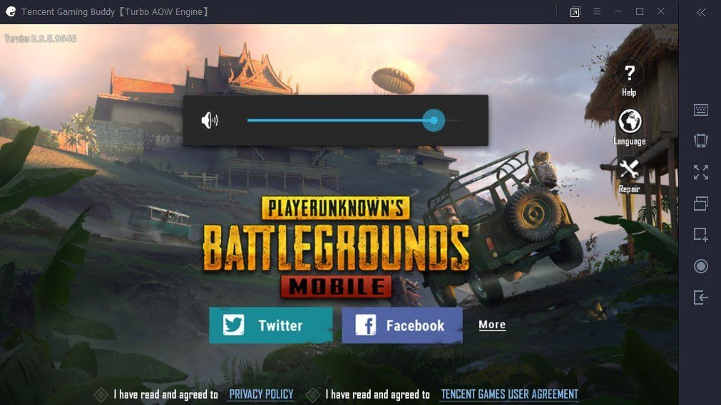 Tencent Gaming Buddy 1.0.5727.123 - Download for PC Free