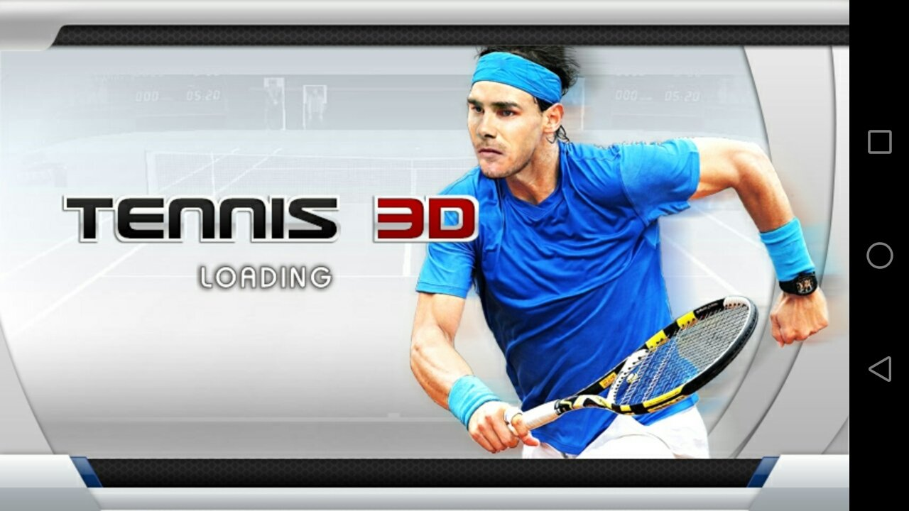 Tennis 3D Android image 5