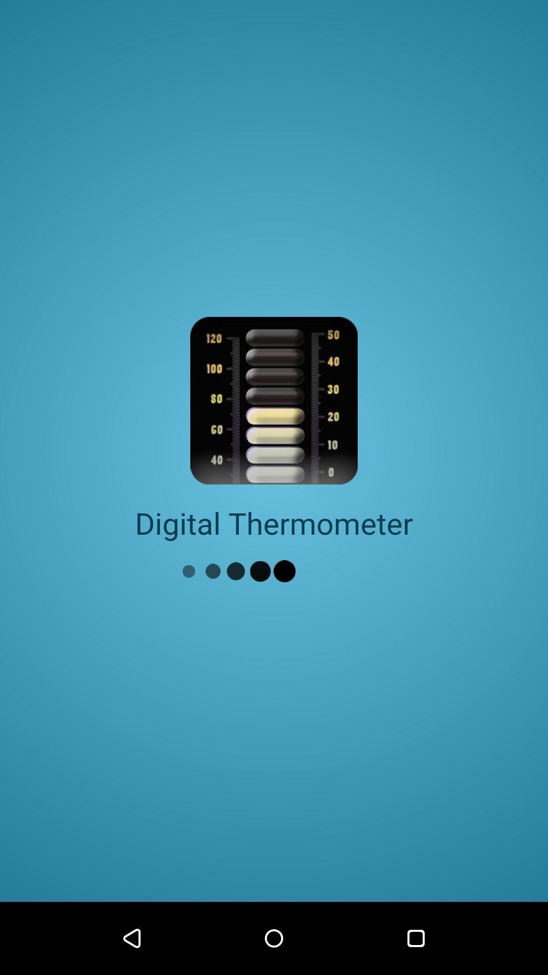 Thermomètre digital Android image 6