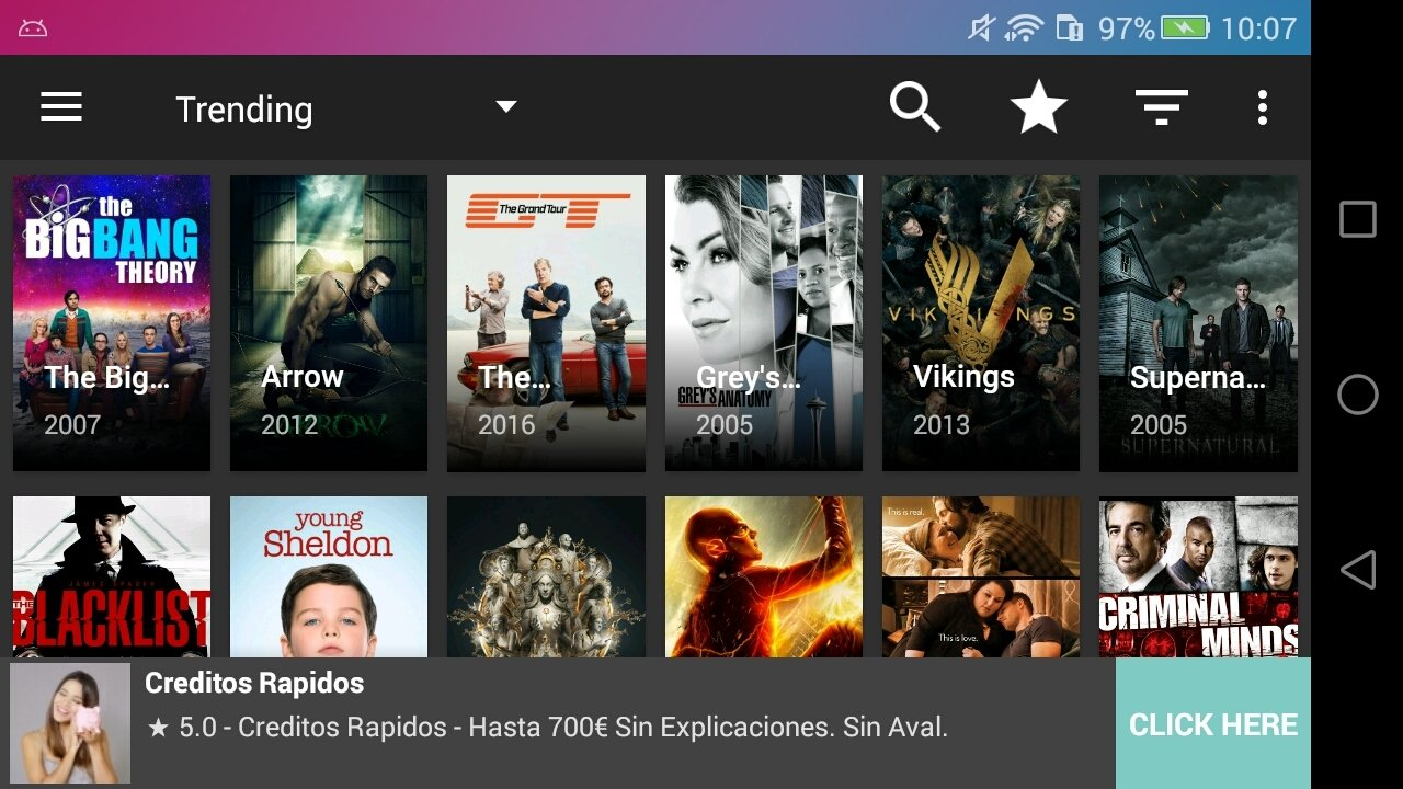 free music android tv apk