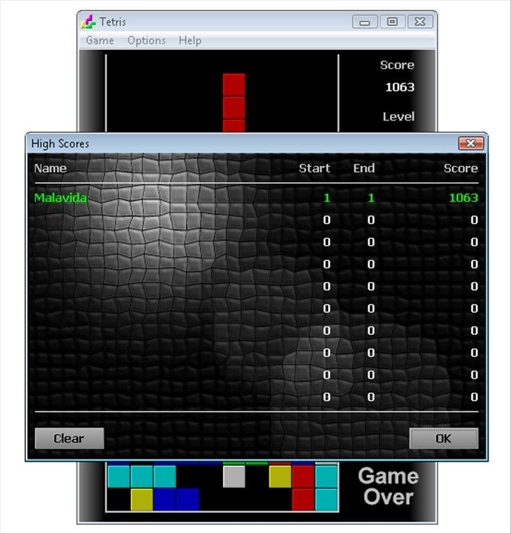 Tetris 1 72 Descargar Para Pc Gratis