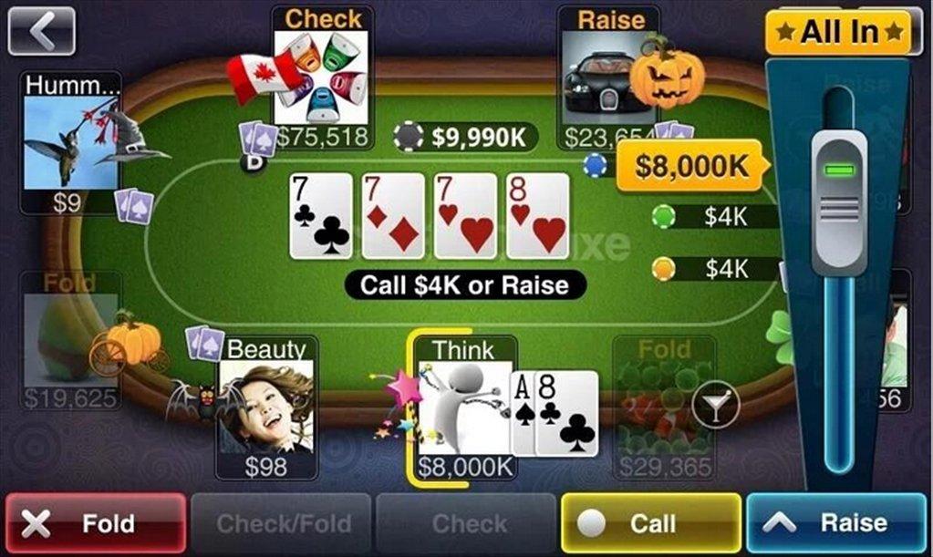 Noten gambling man