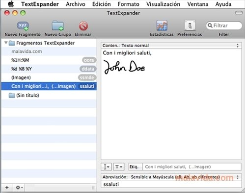 download text expander for mac
