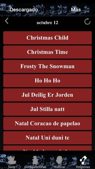 christmas texting ringtones image 3 thumbnail