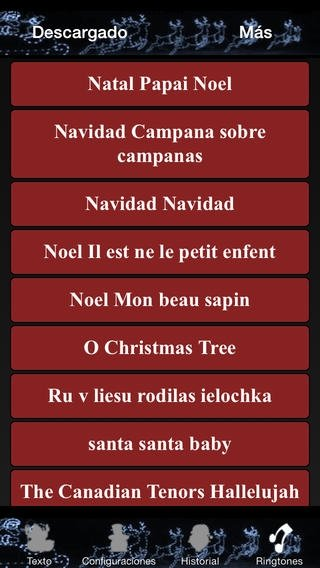 christmas texting ringtones image 4 thumbnail