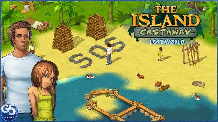The Island Castaway image 5