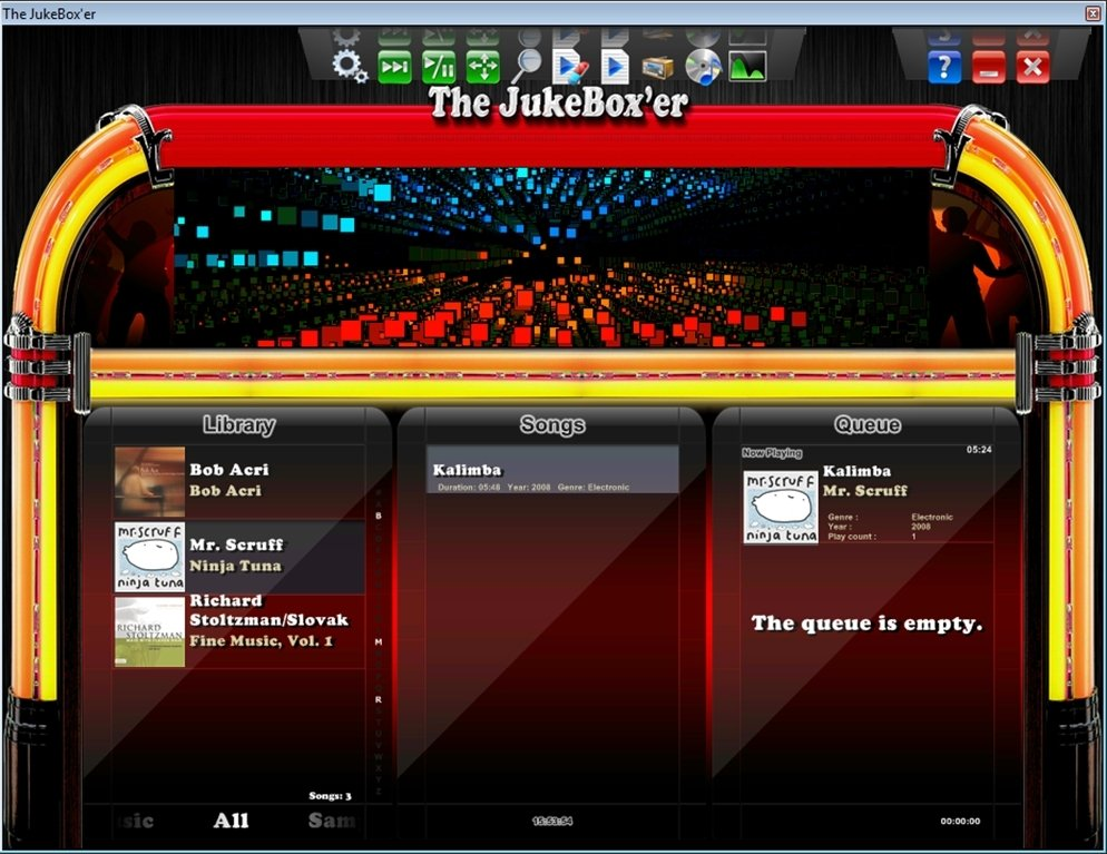 The Jukebox\u0027er 5.2.0.4 - Download for PC Free