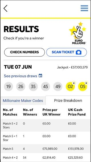 the lottery download
