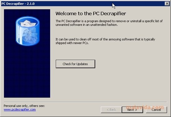 The PC Decrapifier image 3