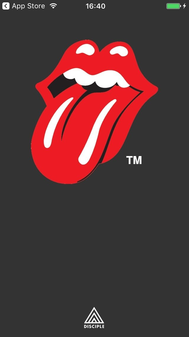 The Rolling Stones Official App iPhone image 5