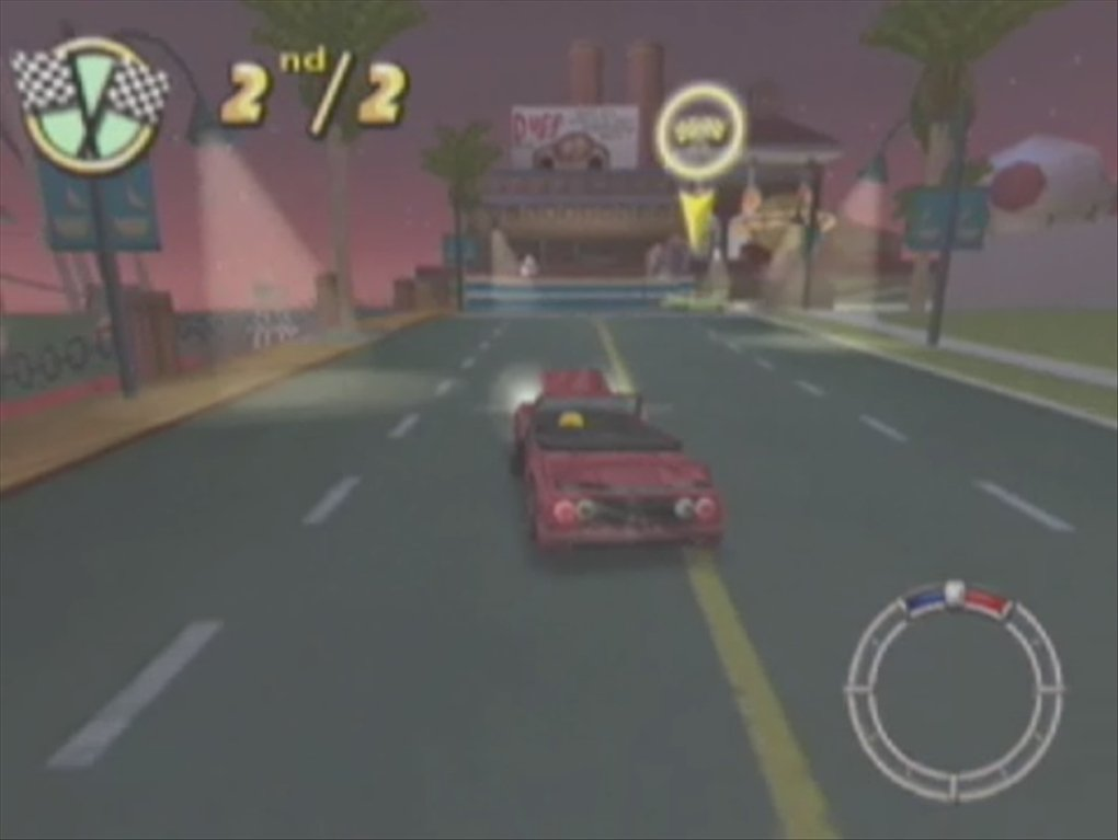 The Simpsons Hit and Run Video