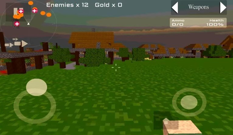 The Survival Hunter Games Android image 5