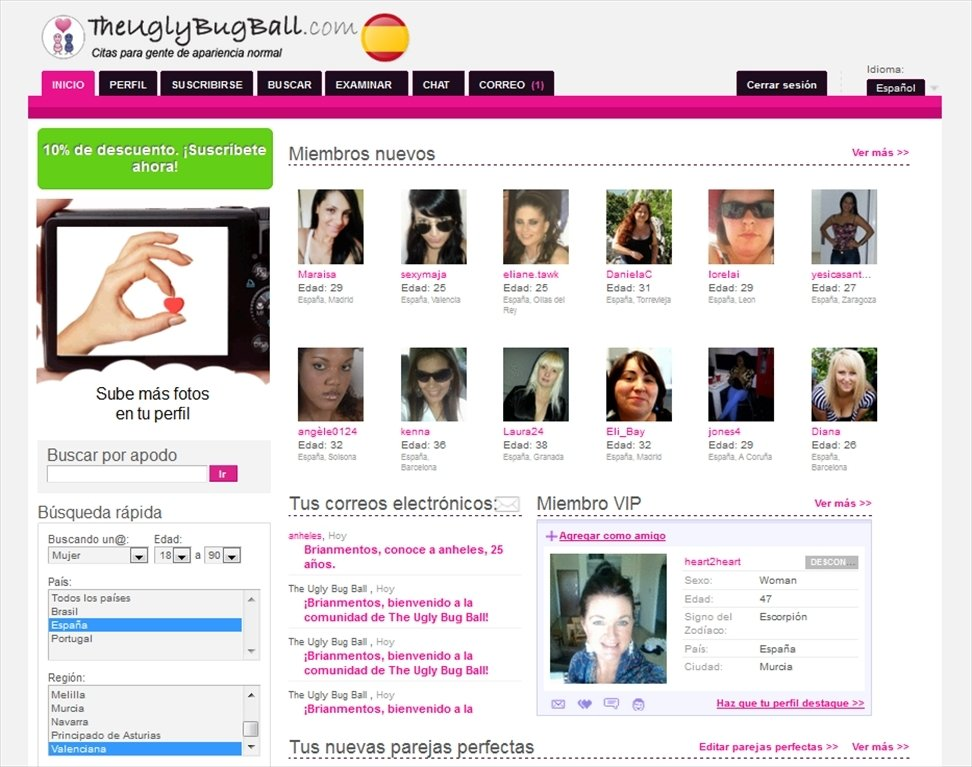 ugly bug ball dating matchtm - #1 dating app itunes