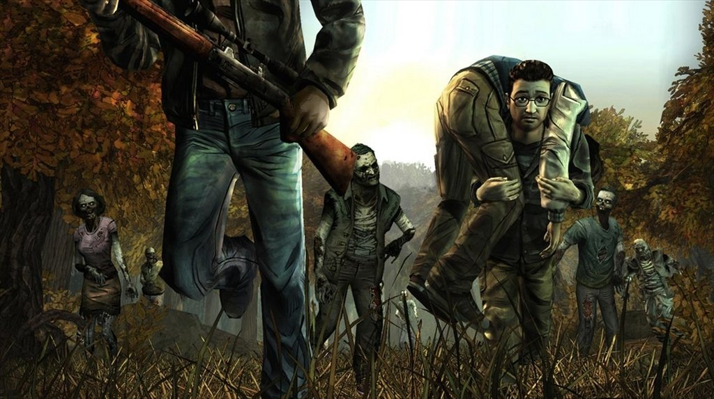 The Walking Dead: Season One 1.20 - Download for Android APK ...