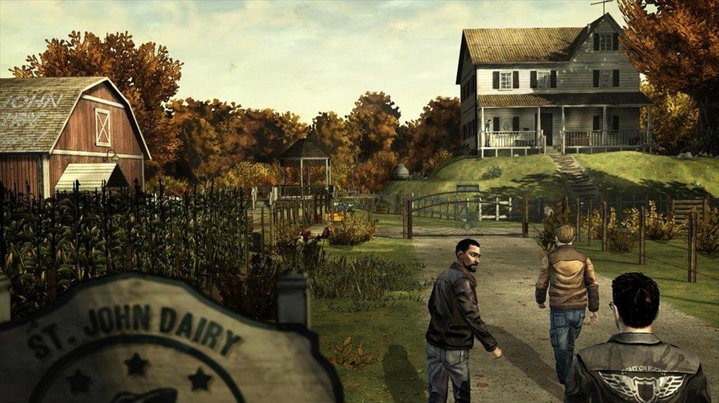 the walking dead season 3 apk full