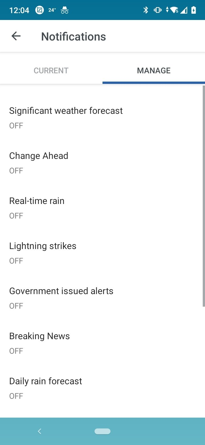 Weather - The Weather Channel 9 13 0 - Download for Android