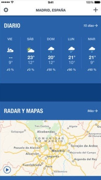 The Weather Channel: Forecast, Radar & Alerts - Download for iPhone Free