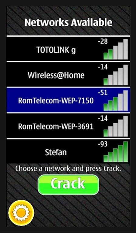 The WiFi Hacker Android image 6